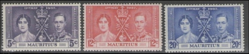 1937 - King George VI Coronation