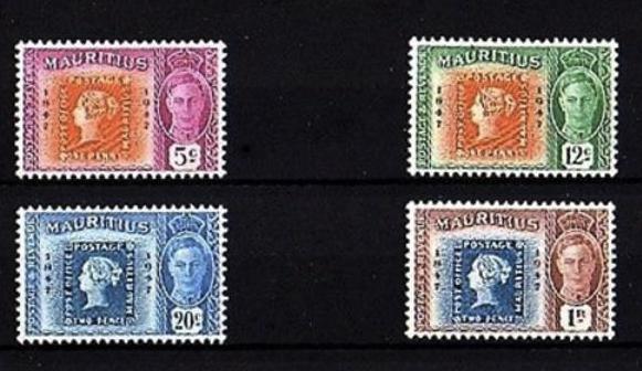 1947 George VI PO