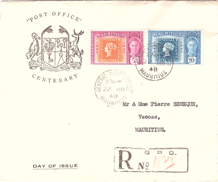1948 Post office centenary_2