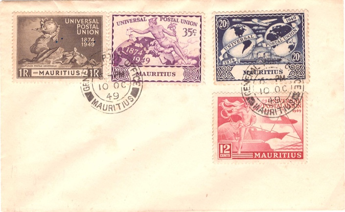 1949 UPU