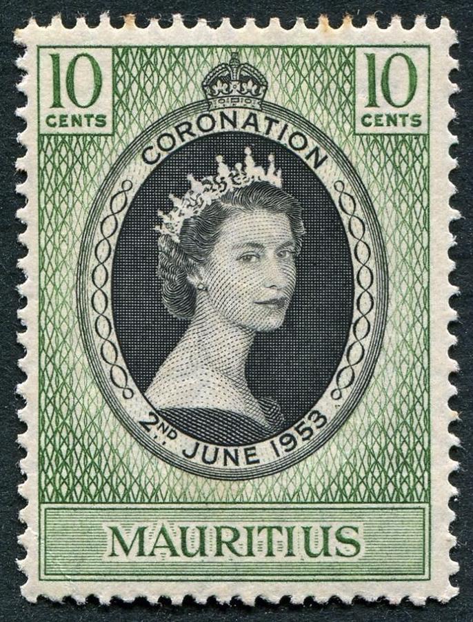 1953 Coronation QEII