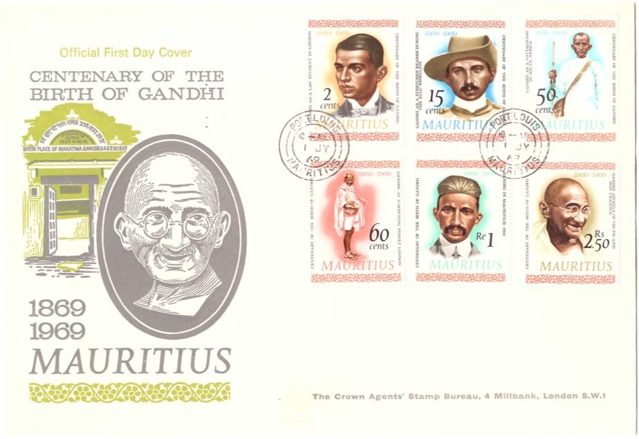 1969 Gandhi