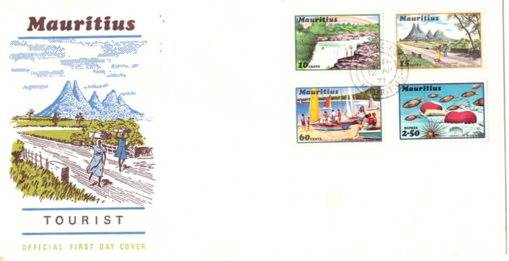 1971 12 April - Tourist