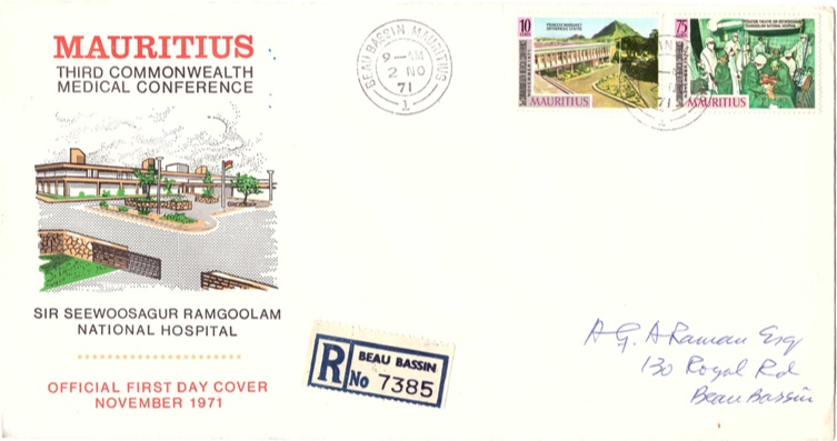 1971 2 Nov - 3rd commonwealth medical conference