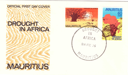 1976 26 Feb - Drought in Africa