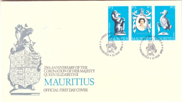 1978 11 May - 25th anniversary of coronation QE II OFC