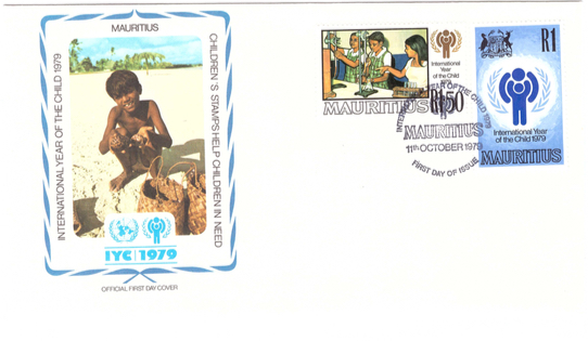 1979 11 Oct - International Year of the child SC1