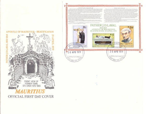 1979 30 April - father laval Sheet cover