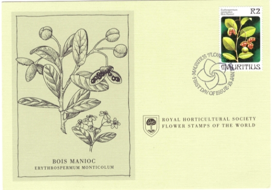 1981 15 Jan - Royal horticultural society postcard1