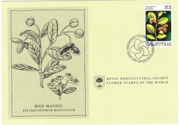 1981 15 Jan - Royal horticultural society postcard1