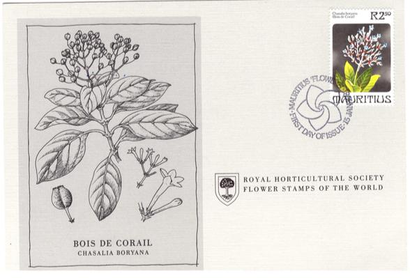 1981 15 Jan - Royal horticultural society postcard2