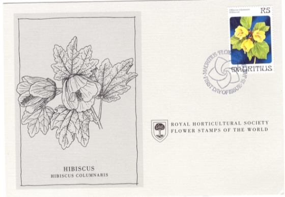 1981 15 Jan - Royal horticultural society postcard3