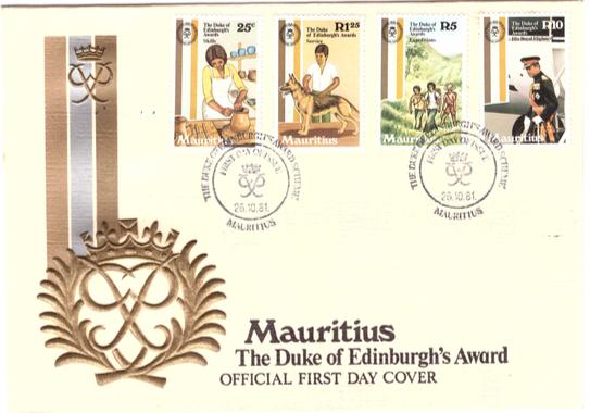 1981 26 Oct - Duke of Edinburg's Award