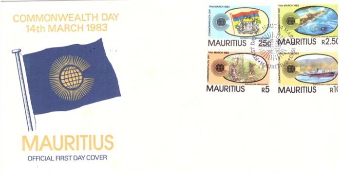 1983 14 March - Commonwealth day