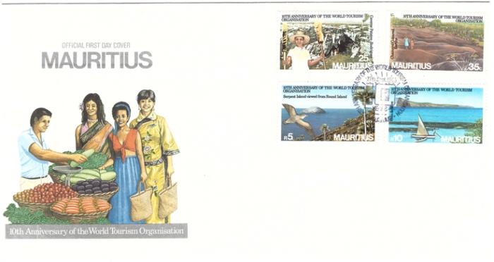 1985 27 Sep - 10th anniversary World Tourism Organisation
