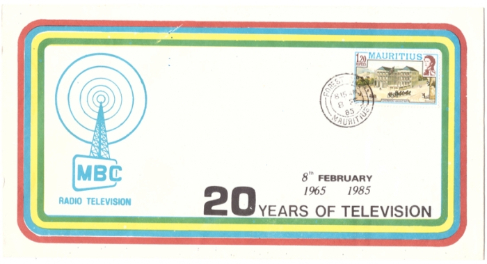 1985 8 Feb - 20 years of television