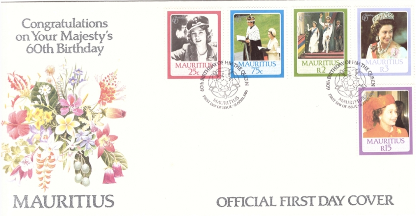 1986 21 April - 60th anniversary Eliz II_SC