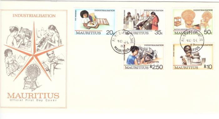 1987 30 OCT - Industrialisation