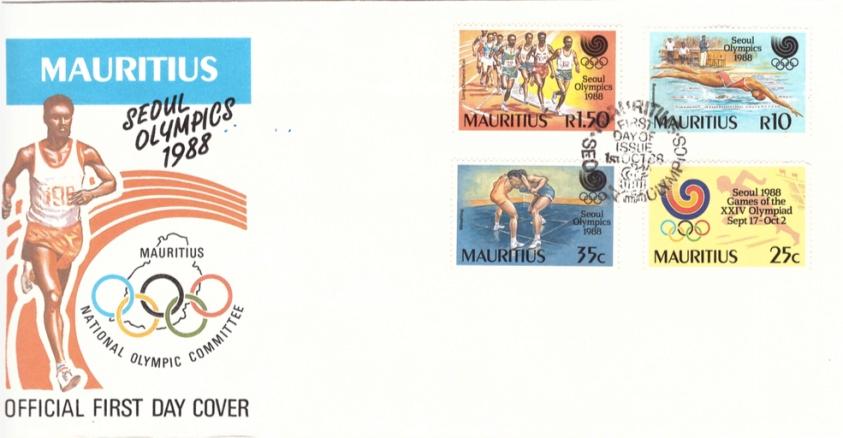 1988 1 Oct - Seoul Olympics
