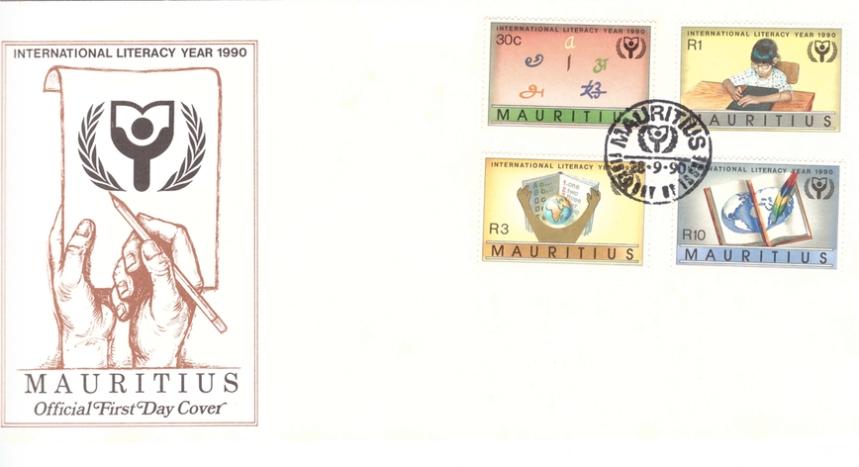 1990 28 Sep - International literacy year