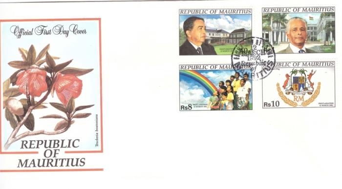 1992 12 Mrch - Proclamation of Republic