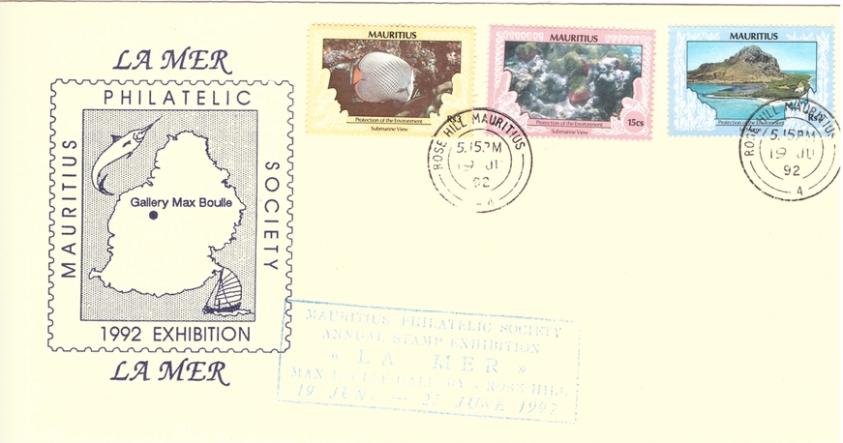 1992 19 July - La Mer MPS SC