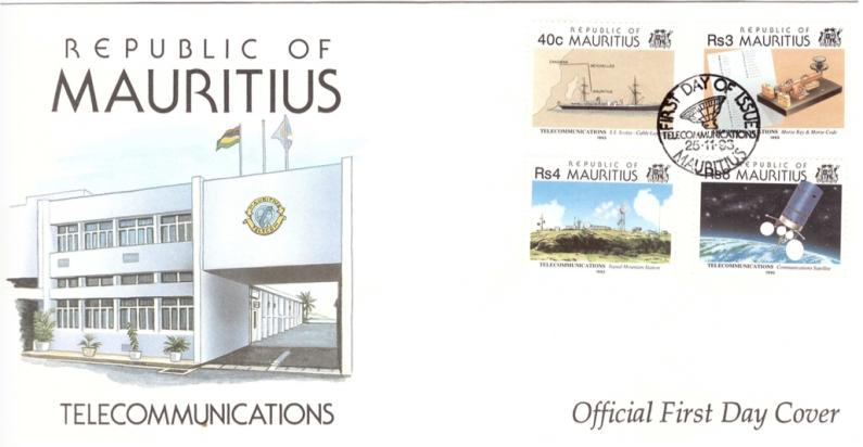 1993 25 Nov - Telecommunications
