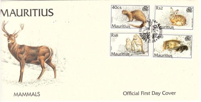 1994 9 March - Mammals