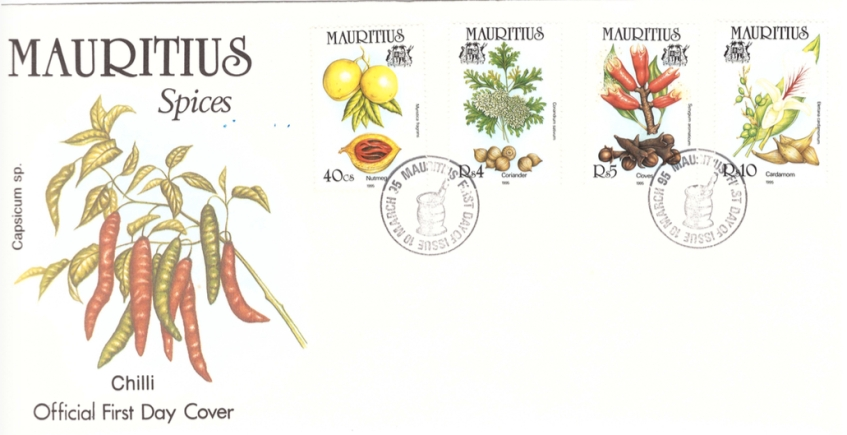 1995 10 march - Spices