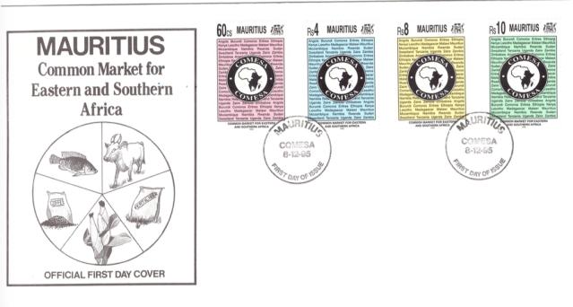 1995 8 Dec - COMESA