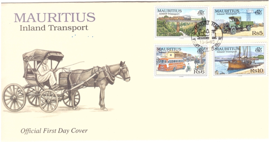 1998 15 June - Inland transport