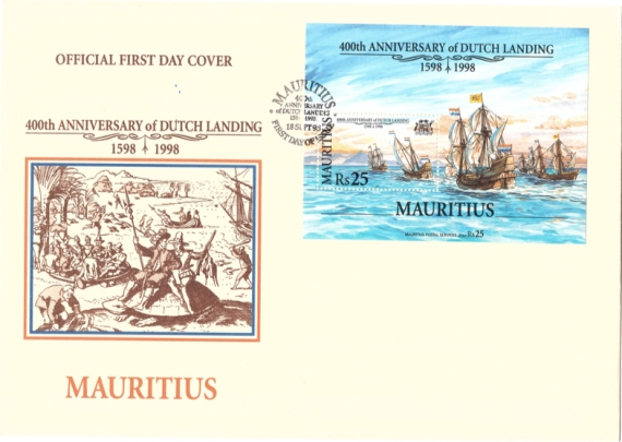 1998 Dutch landing MS cover