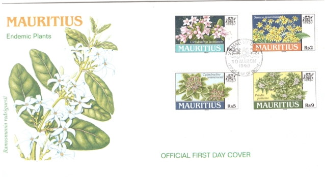 1999 10 March - Endemic plants