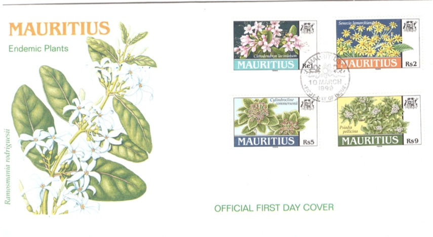 1999 10 March - Endemic plants
