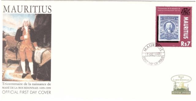 1999 11 Feb - 300e naissance de Labourdonnais