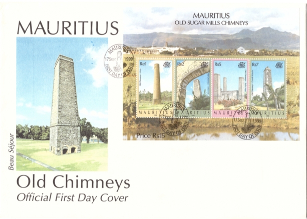 1999 17 Sep - Old chimneys sheet cover