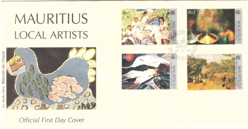1999 18 June - Local artists