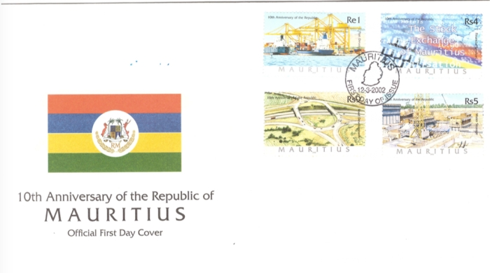 2002 12 March - 10th Anniversary of Republic