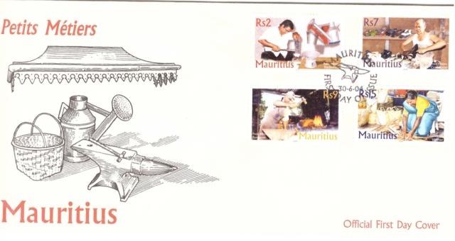 2004 30 June - Petits Metiers