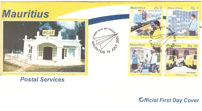 2005 14 July - Postal Services