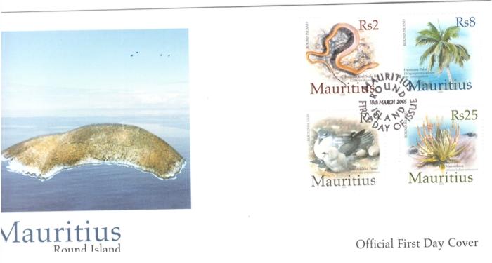 2005 18 MArch - Round Island