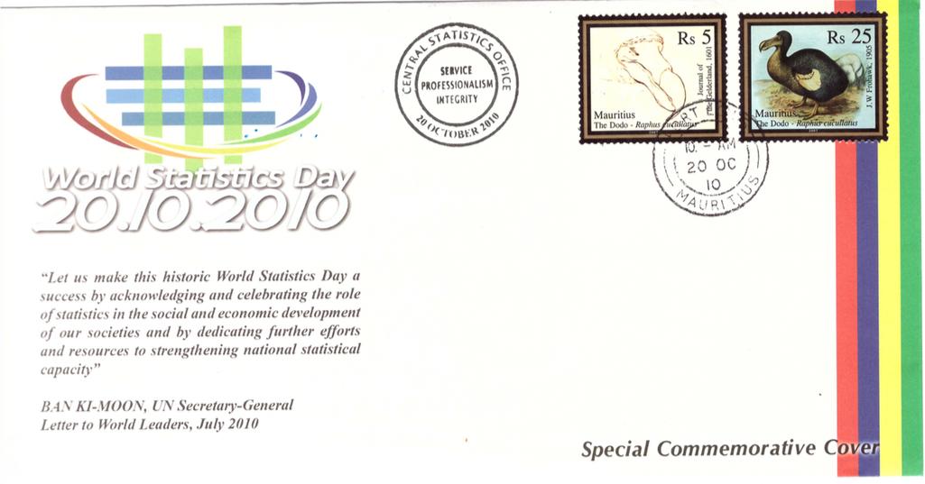 2010 20 Oct - World Statistics Day