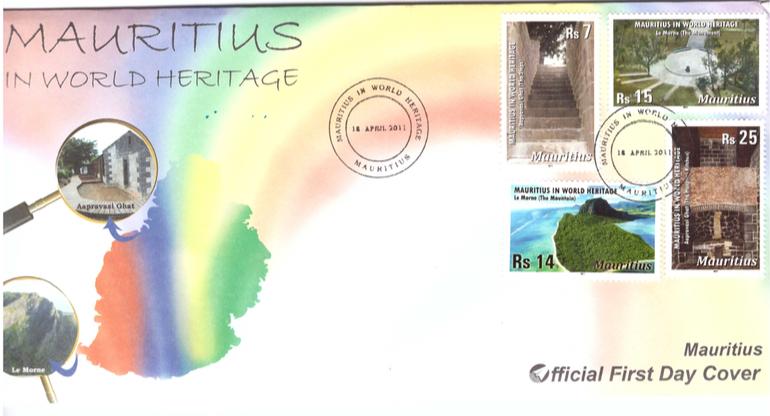 2011 18 Apr - Mauritius in World Heritage