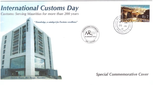 2011 26 Jan - International customs day