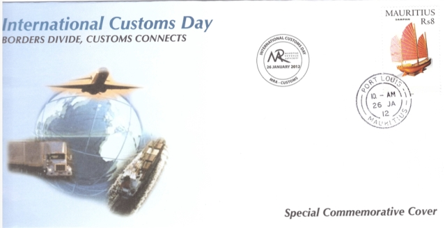 2012 12 Jan - International customs day
