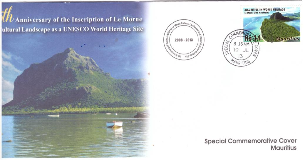 2013 10 July - 5th Annif Le Morne UNESCO_1