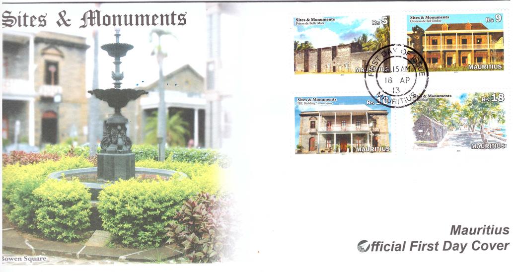 2013 18 Apri - Sites and monuments