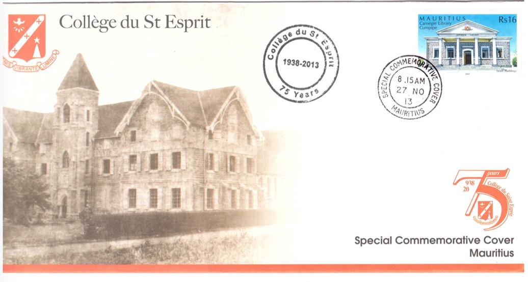 2013 27 Nov - 75 years of College du St Esprit