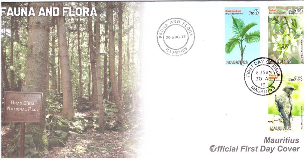 2013 30 Aug - Fauna and Flora