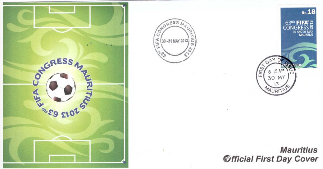 2013 30 May - 63rd FIFA congress